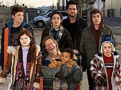 Shameless on Showtime  Addicted to this show!