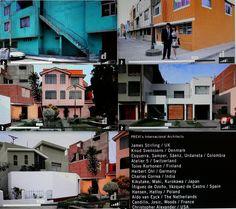 PREVI–Proyecto Experimental de Vivienda, il quartiere sperimentale costruito sul finire degli anni Sessanta dalla generazione di architetti dell'avanguardia radicale internazionale riunitasi a Lima, in Perù, descrive una modello di crescita che intende conciliare il conflitto tra città informale e disegno urbano