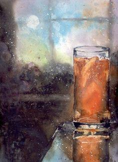 iced tea. By nibybiel (Malgorzata Szczecinska, Poland)