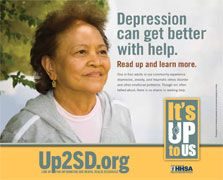 Depression can get better with help. Read up and learn more.