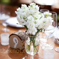 jars for flowers - Google Search