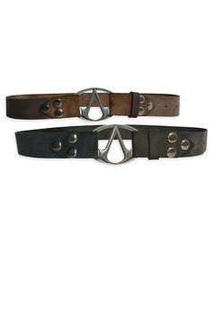UbiWorkshop Store - Assassin's Creed Aveline Belt, US$59.99 (http://store.ubiworkshop.com/assassins-creed/accessories/belts/assassins-creed-aveline-belt/)