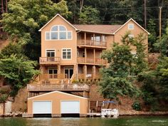 Lakefront with Pontoon Boat, Hot Tub,... - HomeAway Lake Lure