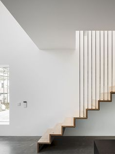 Sanaksenaho Architects' latest house in Finland is small but perfectly formed – Wallpaper* Interior Staircase, Staircase Design, Modern Architecture House, Interior Architecture, Architecture Wallpaper, Loft House Design, Escalier Design, Contemporary Interior, Home Interior Design
