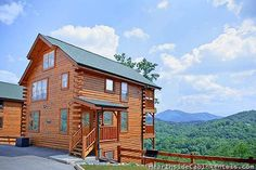 Great option for home rental in Smoky Mountains: A Walk In The Clouds in Sevierville