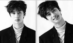 Imagem de monbébé, hyungwon, and chae hyungwon