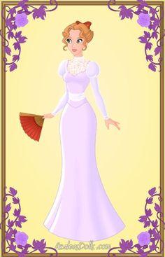 Jane's Mother by princessluver33 on deviantART