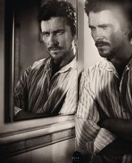 Christian Bale by Vincent Peters GQ UK Aug 2008