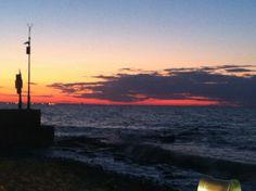 Sunset in Pesaro