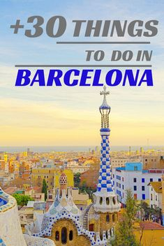 You'll never run out of activities in Barcelona! devourbarcelonafoodtours.com