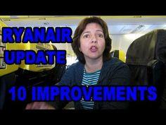 Big Changes in Ryanair Flying Experience (APRIL 2014)