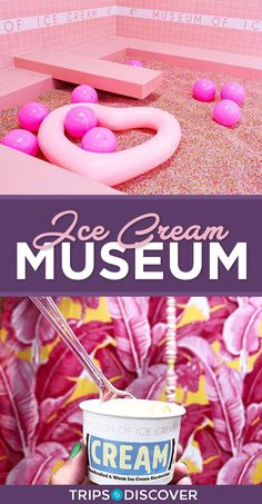 The Most Insta-Worthy Museum Just Arrived in Miami (and You'll Want to Hashtag It) Florida Vacation, Florida Travel, Miami Florida, Ice Cream Museum, Crochet Strawberry, Lets Run Away, Summer Christmas, Spring Cake, Mini Craft