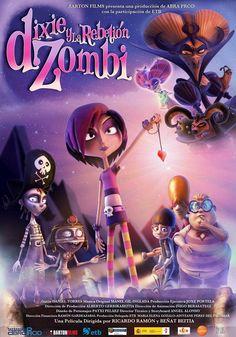 Ver Película ''Dixie y la rebelión zombi'' sólo por Chillancomparte.com