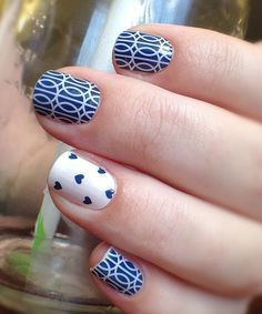 Fabulous Jamberry Nail Art Designs for Fall