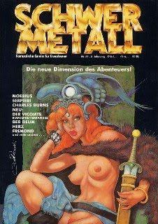 DCB: Schwermetall #88