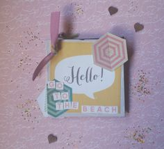 Hello! Go to the beach! by Belenscrap at @Studio_Calico
