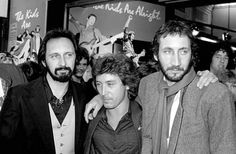 Kenney Jones, John Entwistle, Pete Townshend, Greatest Rock Bands, Kids, June, Fictional Characters, Pictures, Young Children