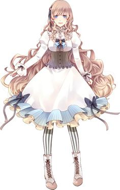 Character Art | E2 Gaming/Primula