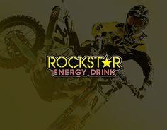 """Check out new work on my @Behance portfolio: """"Rockstar Energy Drink - Redesign concept"""" http://on.be.net/1D5bnOd"""