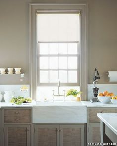 Martha Stewart gray paint