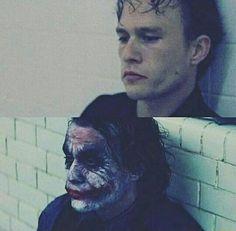 The Joker x Heath Ledger Der Joker, Joker Und Harley Quinn, Joker Dc, Heath Legder, Heath Ledger Joker, Fritz Lang, Joker Wallpapers, Joker Quotes, Film Serie
