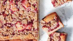 Plum-Jam Crumb Cake