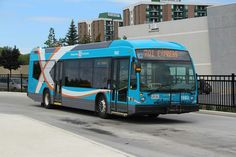 Kingston  Transit  Nova  LFS