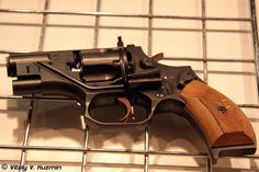 Russian Revolver Shotgun | Izhmash display in Russia (pics) no dial up - AR15.Com Archive