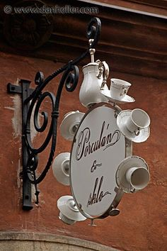 awesome sign.. Great for a tea or coffee house                                                                                                                                                                                 More