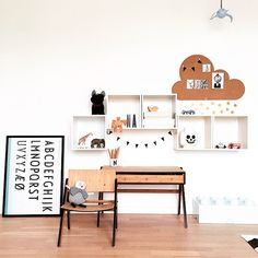 How to create a cosy study area for #kids. Discover 12 inspiring kids study zones http://petitandsmall.com/12-inspiring-kids-study-areas/
