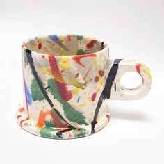 Peter Shire - Echo Park Pottery: Mug