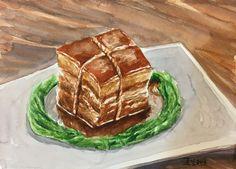 #東坡肉#台灣小吃#也是杭州名菜#很下飯的料理