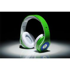 Beats by Dr. Dre Studio Blue Diamond Limited Edition Headphones from Monster Apple Green - buybeatsbydre.com