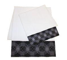 Circa Decorative 4 Piece Towel Set