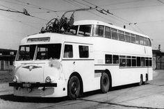 LOWA trolleybus