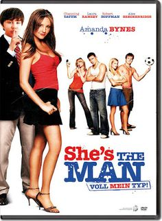 """The Reel Life of Real Life: """"She's The Man"""" (2006)"""