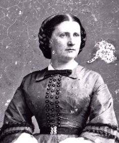 Harriet Lane - First Lady 1857-1861 Niece of James Buchanan