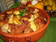 Roast Rabbit, Cake Recipes, Dessert Recipes, Desserts, Portuguese Recipes, Portuguese Food, Wood Fired Oven, Tasty, Yummy Food