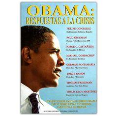 Obama, respuestas a la crisis – Oveja Negra  http://www.librosyeditores.com/tiendalemoine/4134-obama-respuestas-a-la-crisis--9580611165.html  Editores y distribuidores