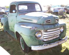 1950 ford pickups for sale | Desert Classics...1950 Ford F-1 1/2 Ton Pickup Truck For Sale