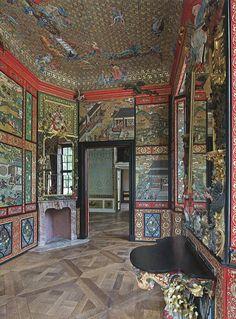 Japanisches Kabinett - Eremitage, Bayreuth