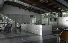 industrial warehouse homes - Buscar con Google