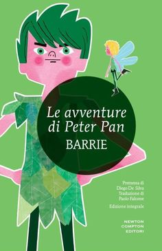 La Fenice Book: [Recensione] Peter Pan di James Matthew Barrie