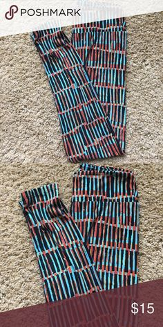 Lularoe leggings Perfect condition no defects or rips LuLaRoe Other