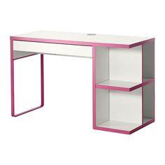 Schreibtisch ikea mikael  MALM Escritorio, blanco | Malm, Desks and Ikea malm
