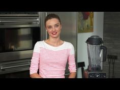 How To Make Miranda Kerr's Ultimate Healthy Smoothie