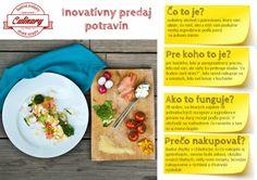 Co si myslite o takomto projekte #culinary #bratislava #obchod #nakupovanie #potraviny #fresh #slovakia #recepty #varenie