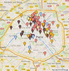Favorites in Paris