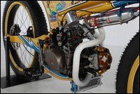 AMD World Championship, Lamb Engineering, bike details & gallery