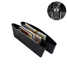 Car Organizer Storage Box Seat Gap Auto Interior Accessories Cellphone Case #CarOrganizerChina